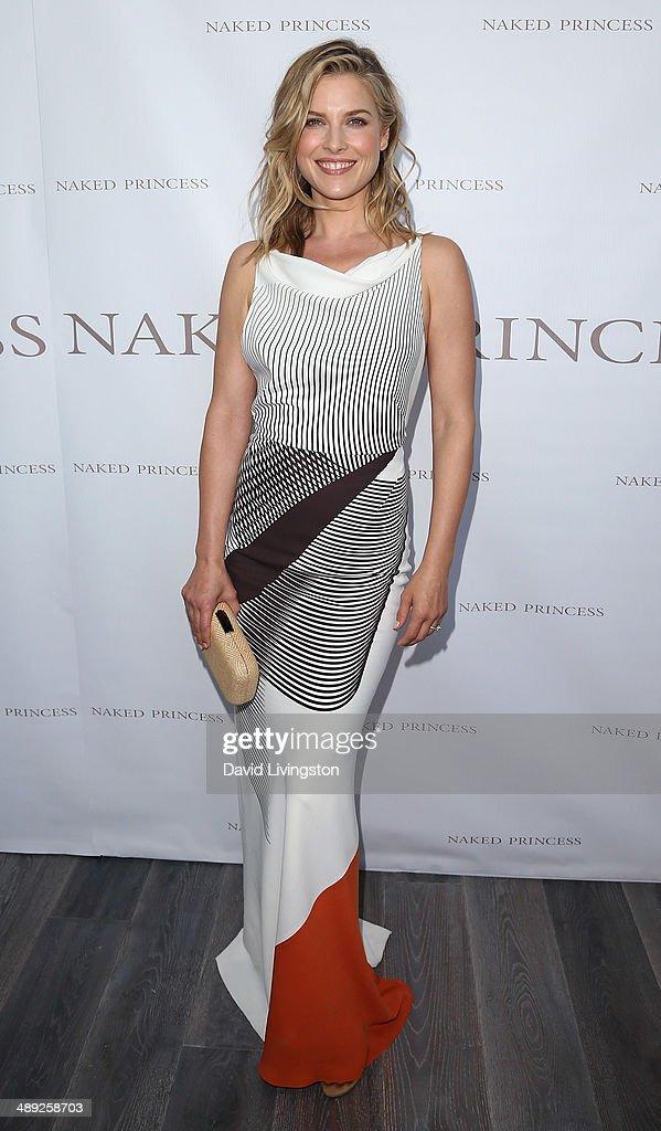 Actress Ali Larter attends the Naked Princess Flagship