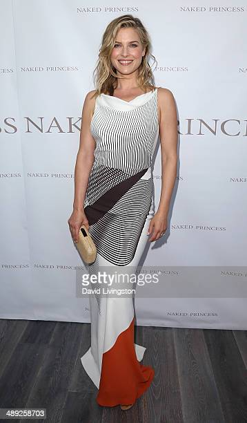Actress Ali Larter attends the Naked Princess Flagship Store Grand Opening at Naked Princess on May 10 2014 in West Hollywood California