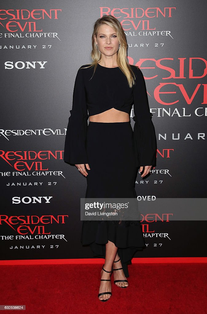 "Premiere Of Sony Pictures Releasing's ""Resident Evil: The Final Chapter"" - Arrivals"