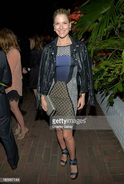 "Actress Ali Larter attends Vanity Fair and Juicy Couture's Celebration of the 2013 ""Vanities"" Calendar hosted by Vanity Fair West Coast Editor Krista..."