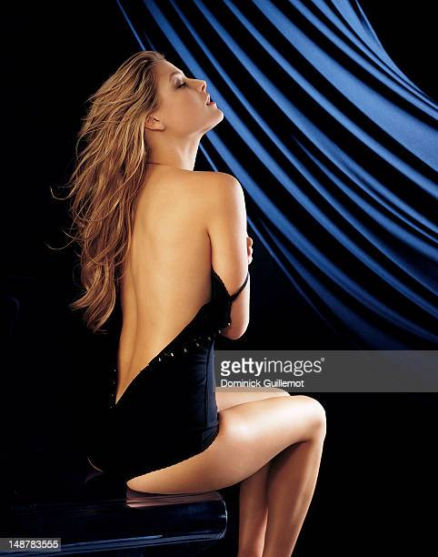 Actress Ali Larter is photographed for Maxim Magazine on June 1 2004 in Los Angeles California