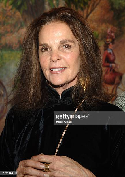 """Actress Ali Macgraw arrives to the after party of """"Festen"""" at the Tavern On The Green on April 9, 2006 in New York City."""