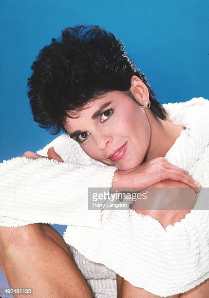 Actress Ali MacGraw poses for a portrait in 1982 in Los Angeles California
