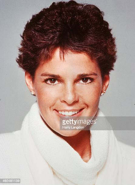 Actress Ali MacGraw poses for a portrait in 1982 in Los Angeles, California.