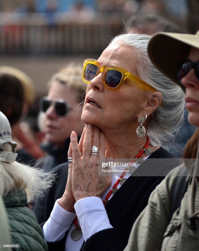 March For Our Lives rally : News Photo