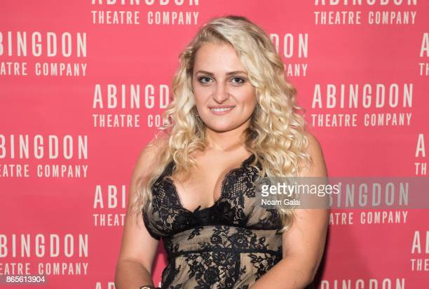 Actress Ali Stroker attends the Abingdon Theatre Company 25th Anniversary Gala at The Edison Ballroom on October 23 2017 in New York City