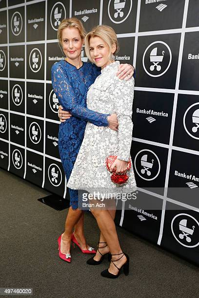 Actress Ali Wentworth and Baby Buggy Founder Jessica Seinfeld attend as Baby Buggy celebrates 15 years with An Evening with Jerry Seinfeld and Amy...