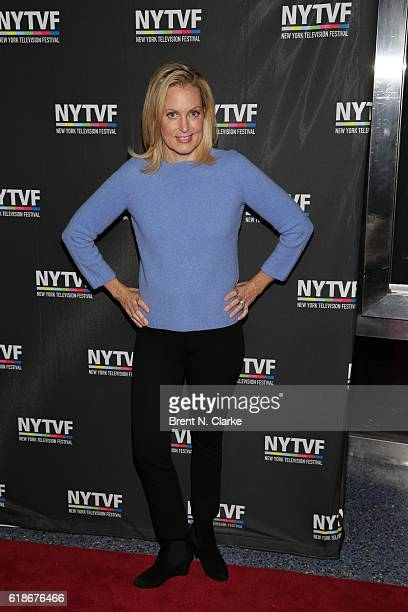 Actress Ali Wentworth attends Pop and Lionsgate present Nightcap during the 12th Annual New York Television Festival held at the SVA Theater on...