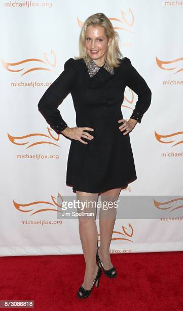 Actress Ali Wentworth attends the 2017 A Funny Thing Happened on the Way to Cure Parkinson's event at the Hilton New York on November 11 2017 in New...