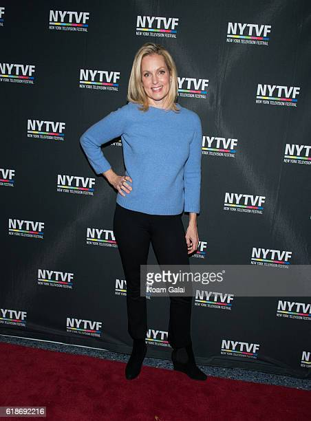 Actress Ali Wentworth attends the screening of 'Nightcap' during the 12th Annual New York Television Festival at SVA Theater on October 27 2016 in...