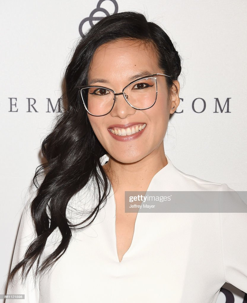 Actress Ali Wong arrives at the Variety's Power Of Women: Los Angeles at the Beverly Wilshire Four Seasons Hotel on October 13, 2017 in Beverly Hills, California.