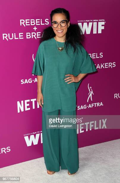 Actress Ali Wong attends Netflix Rebels and Rules Breakers For Your Consideration event at Netflix FYSee Space on May 12 2018 in Los Angeles...