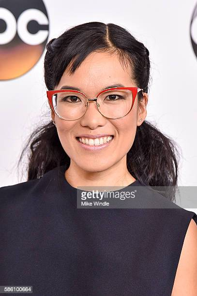 Actress Ali Wong attends the Disney ABC Television Group TCA Summer Press Tour on August 4 2016 in Beverly Hills California