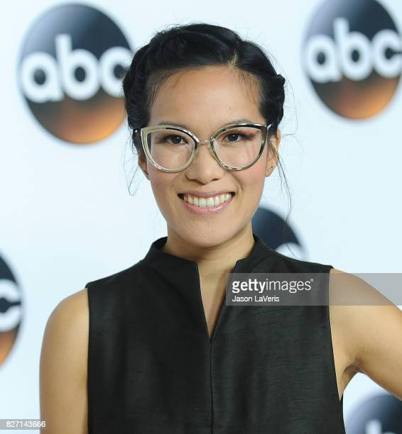 Actress Ali Wong attends the Disney ABC Television Group TCA summer press tour at The Beverly Hilton Hotel on August 6 2017 in Beverly Hills...