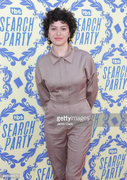 Actress Alia Shawkat attends TBS's 'Search Party' For Your Consideration Event at Saban Media Center on May 18 2017 in North Hollywood California
