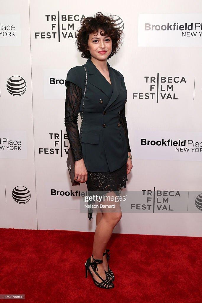 """The Driftless Area"" Premiere - 2015 Tribeca Film Festival"