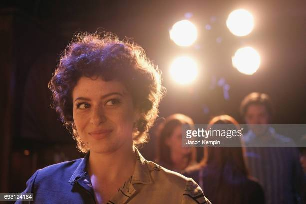 Actress Alia Shawkat attends the Search Party FYC event at The McKittrick Hotel on June 6 2017 in New York City 27010_002