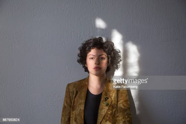 Actress Alia Shawkat is photographed for Los Angeles Times on November 7 2017 in Los Angeles California PUBLISHED IMAGE CREDIT MUST READ Katie...