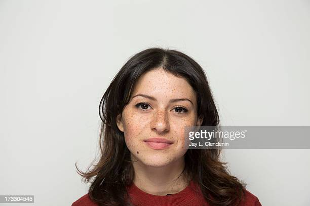 Actress Alia Shawkat is photographed for Los Angeles Times on January 18 2013 in Park City Utah PUBLISHED IMAGE CREDIT MUST READ Jay L Clendenin/Los...