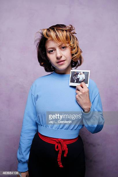 Actress Alia Shawkat is photographed for Los Angeles Times on January 24 2015 in Park City Utah PUBLISHED IMAGE CREDIT MUST READ Jay L Clendenin/Los...