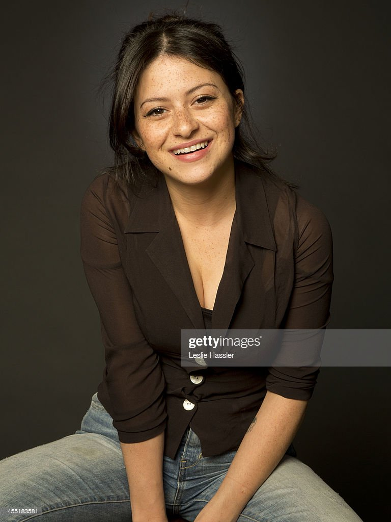 Alia Shawkat, Self Assignment, April 21, 2013 : News Photo