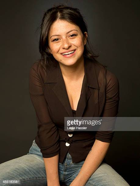 Actress Alia Shawkat is photographed on April 21 2013 in New York City