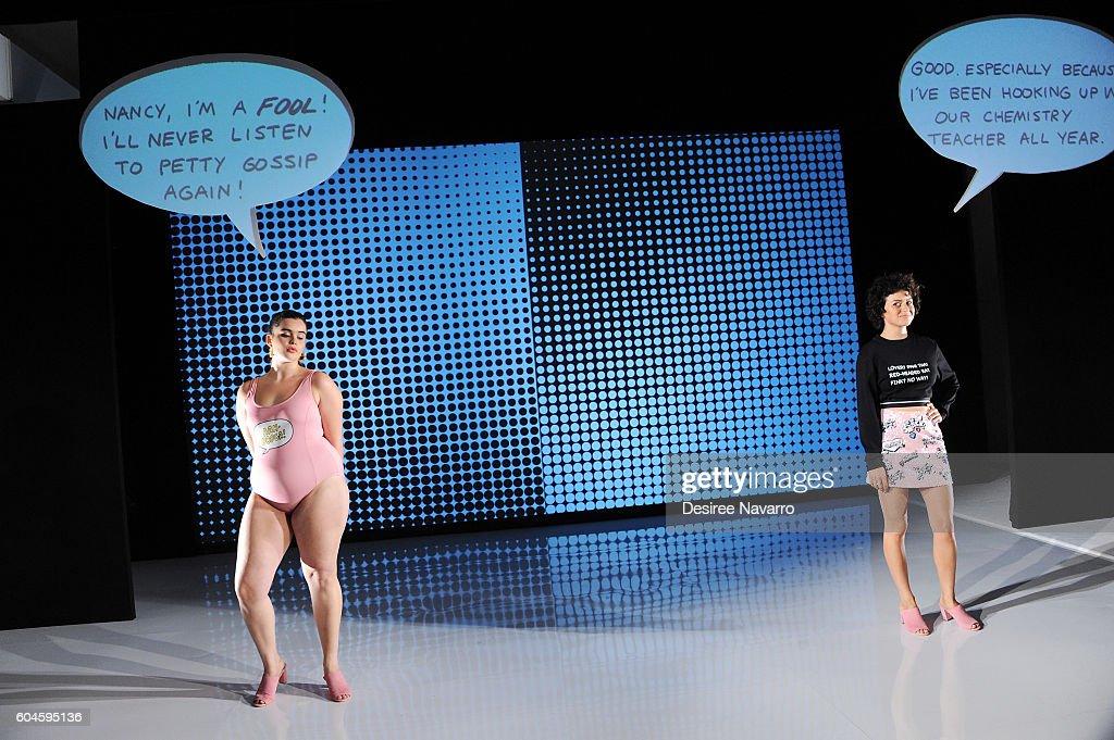 NY: Betty And Veronica By Rachel Antonoff - Presentation - September 2016 - New York Fashion Week