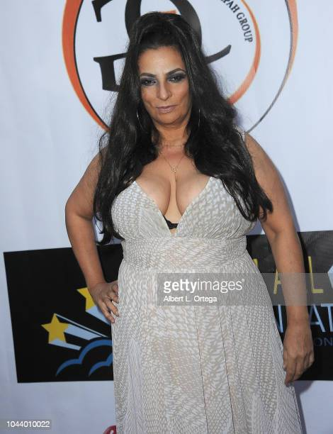 Actress Alice Amter arrives for 2nd Annual HAPAwards held at Alex Theatre on September 30 2018 in Glendale California
