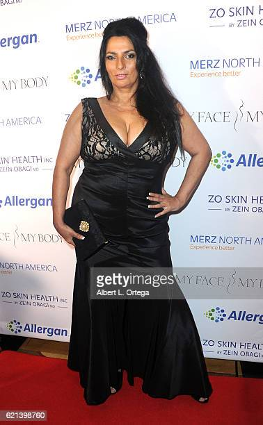 Actress Alice Amter arrives for MyFaceMyBody Awards held at Montage Beverly Hills on November 5 2016 in Beverly Hills California