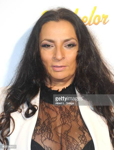 Actress Alice Amter arrives for the Premiere Of 'Bachelor Lions' held January 9 2018 in Hollywood California