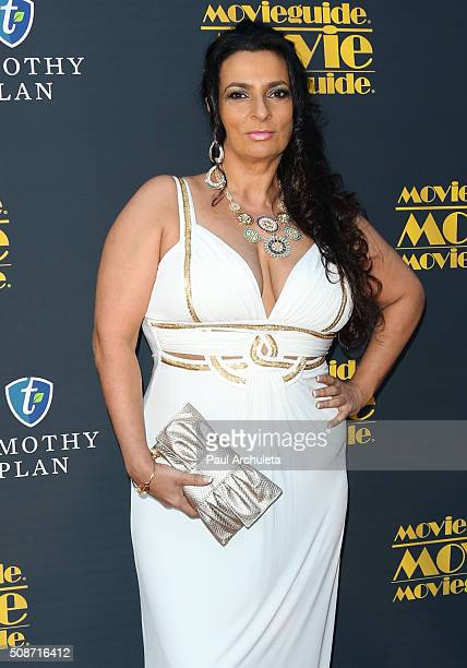 Actress Alice Amter attends the 24th Annual Movieguide Awards Gala at Universal Hilton Hotel on February 5 2016 in Universal City California