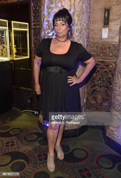 Actress Alice Amter attends the BAFTA Student Film Awards presented by Global Student Accommodation on June 29 2018 at the Ace Hotel in Los Angeles...