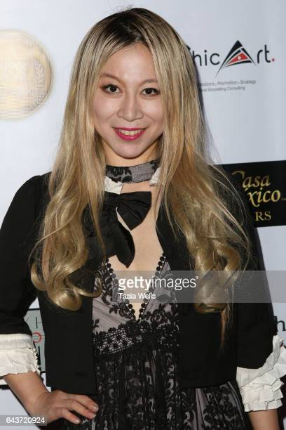 Actress Alice Aoki attends Celebrating Women in Film and Diversity in Entertainment at Boulevard3 on February 21 2017 in Hollywood California