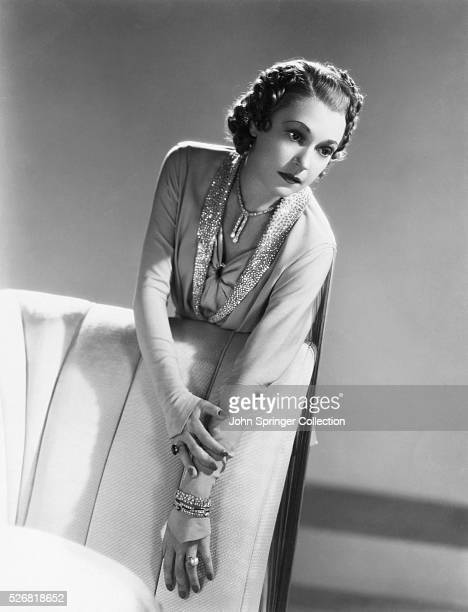 Actress Alice Brady