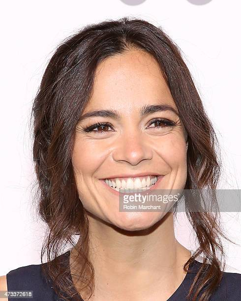 Actress Alice Braga attends the 2015 NBCUniversal Cable Entertainment Upfront at The Jacob K Javits Convention Center on May 14 2015 in New York City
