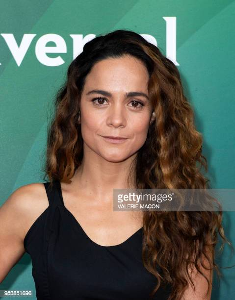 Actress Alice Braga attends the NBC Summer Press Day at Universal Studio on May 2 in Universal City California