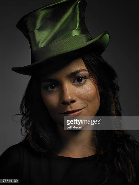 Actress Alice Braga is photographed for InStyle Magazine on January 20 2006 at the Sundance Film Festival in Park City Utah