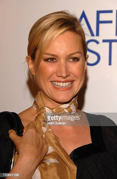 Actress Alice Evans at the AFI Fest 2007 screening of 'Juno' at Arclight Hollywood's Cinerama Dome on November 5 2007 in Hollywood California