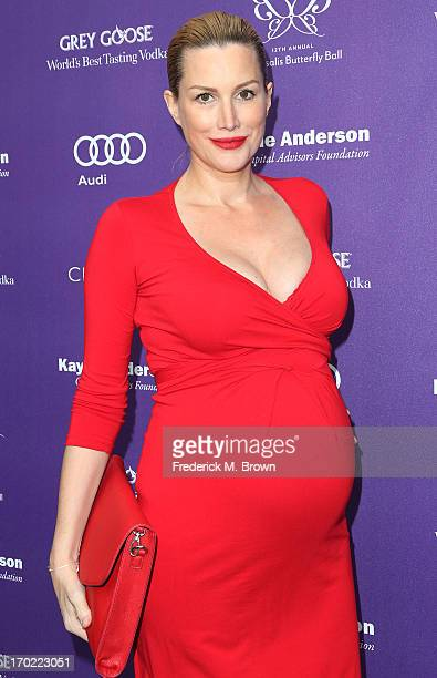Actress Alice Evans attends the 12th Annual Chrysalis Butterfly Ball on June 8 2013 in Los Angeles California