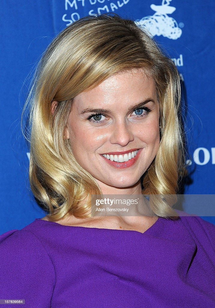 Actress Alice Eve arrives at the Children's Defense Fund of California 22nd Annual Beat The Odds Awards at Beverly Hills Hotel on December 6, 2012 in Beverly Hills, California.