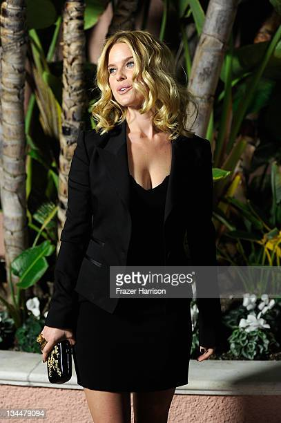 Actress Alice Eve arrives at The Children's Defense Fund's 21st Annual Beat The Odds Awards at Beverly Hills Hotel on December 1 2011 in Beverly...