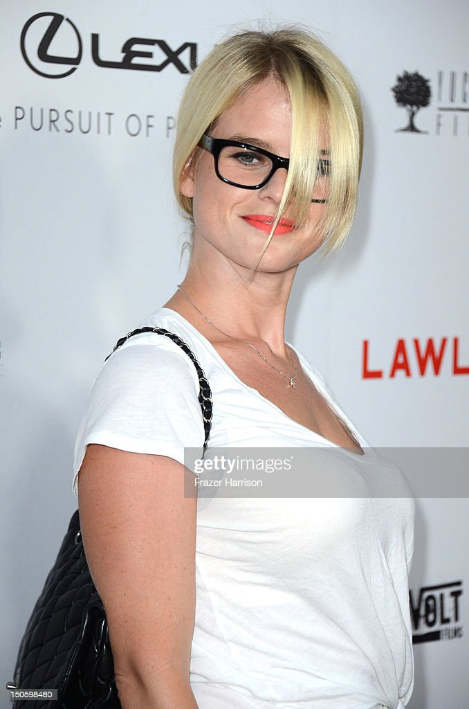 """Premiere Of The Weinstein Company's """"Lawless"""" - Arrivals : News Photo"""