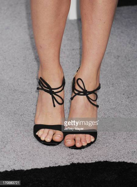 Actress Alice Eve at the Los Angeles premiere of 'Star Trek Into Darkness' at Dolby Theatre on May 14 2013 in Hollywood California