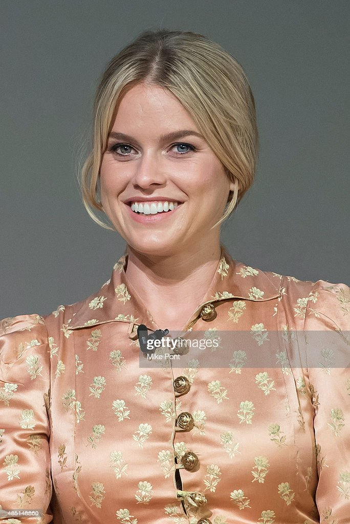"""Apple Store Soho Presents Meet The Filmmaker: Neil LaBute And Alice Eve, """"Dirty Weekend"""" : News Photo"""