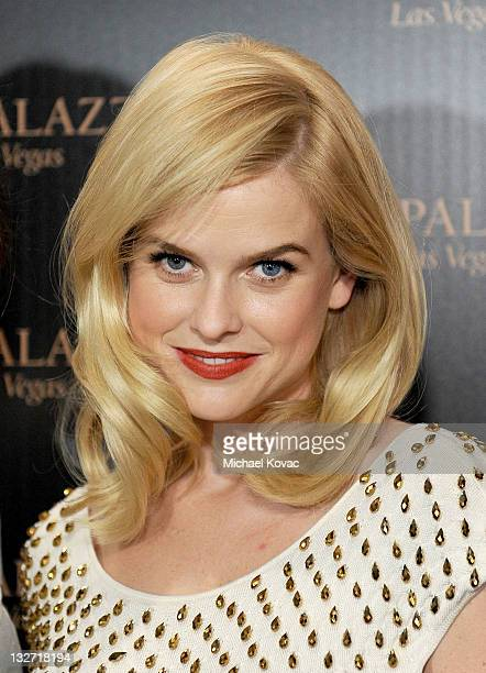 Actress Alice Eve attends the 2011 Hollywood Style Awards sponsored by Smashbox, The Palazzo Las Vegas and Palladium Jewelry held at Smashbox Studios...