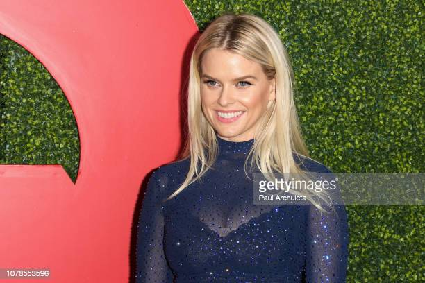 Actress Alice Eve attends the 2018 GQ Men Of The Year party at Benedict Estate on December 06 2018 in Beverly Hills California
