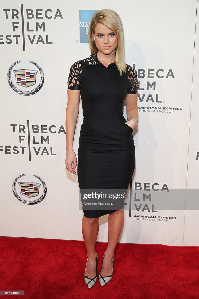 """""""Some Velvet Morning"""" World Premiere - 2013 Tribeca Film Festival : News Photo"""