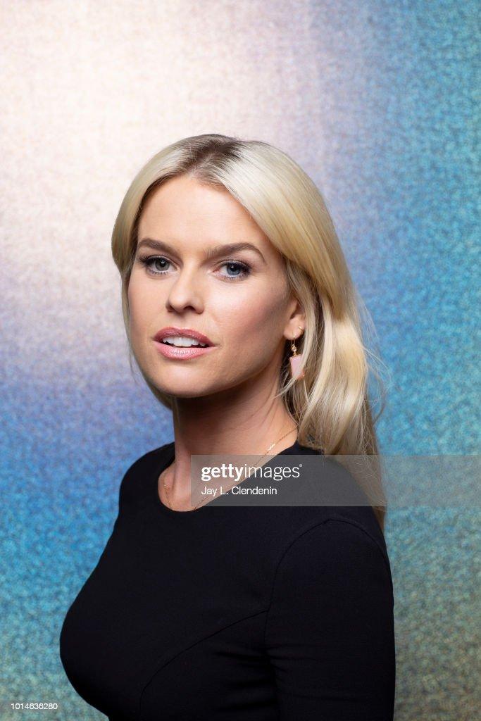 2018 Comic Con, Los Angeles Times : News Photo