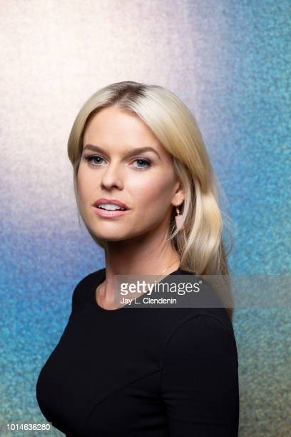 Actress Alice Eve from 'Iron Fist' is photographed for Los Angeles Times on July 20 2018 in San Diego California PUBLISHED IMAGE CREDIT MUST READ Jay...