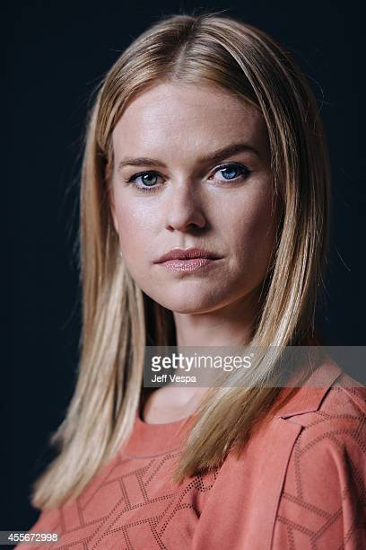 Actress Alice Eve is photographed for a Portrait Session at the 2014 Toronto Film Festival on September 4, 2014 in Toronto, Ontario.